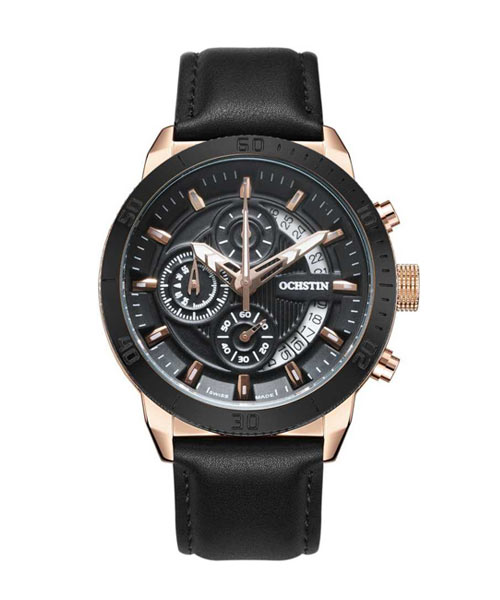 Ochstin 7078 business chronometer mens watch.
