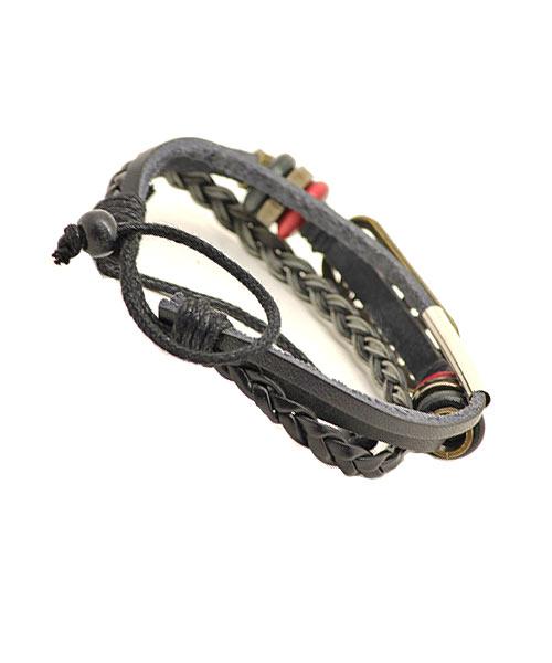 Best friend leather bracelet for boys girls.