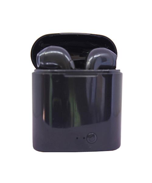 TWS earbuds bluetooth black.