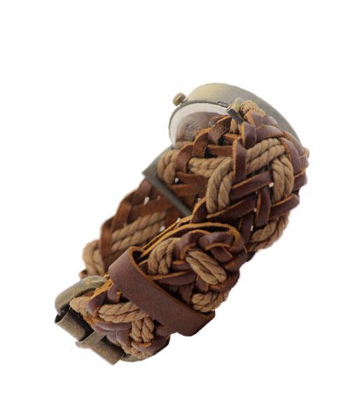 Vintage Bronze Wrist Watch for Girls Women.