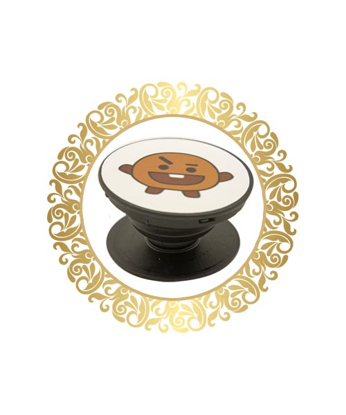 Toothy happy animal popsocket India.