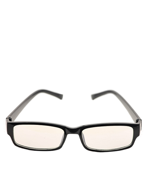 Unisex computer glasses With anti glare coating.
