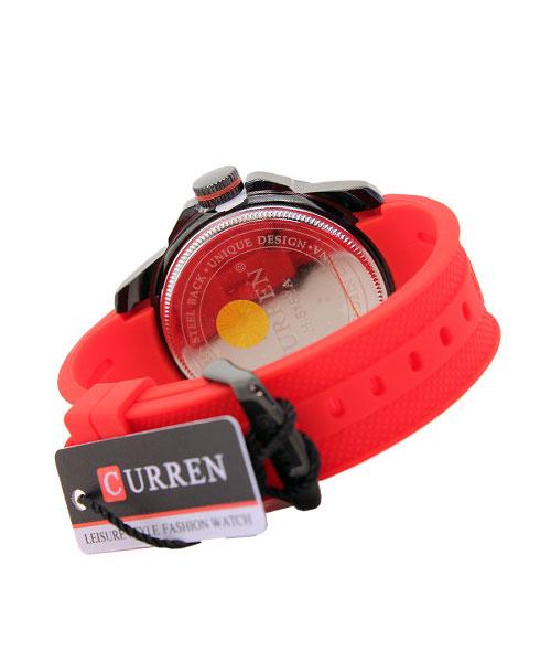 Red Curren M-8182A mens watch.
