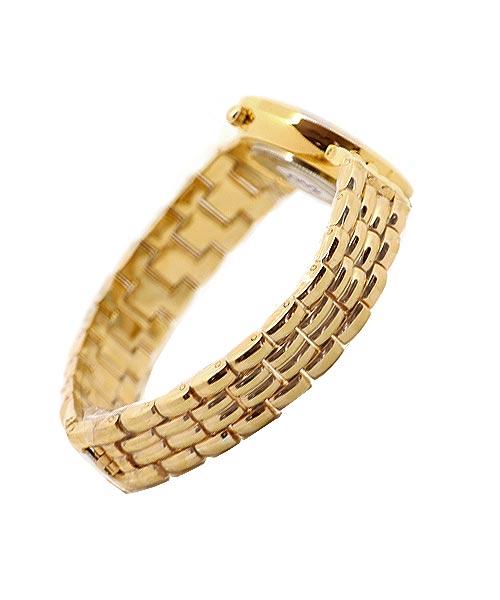 Fitron womens gold watch.