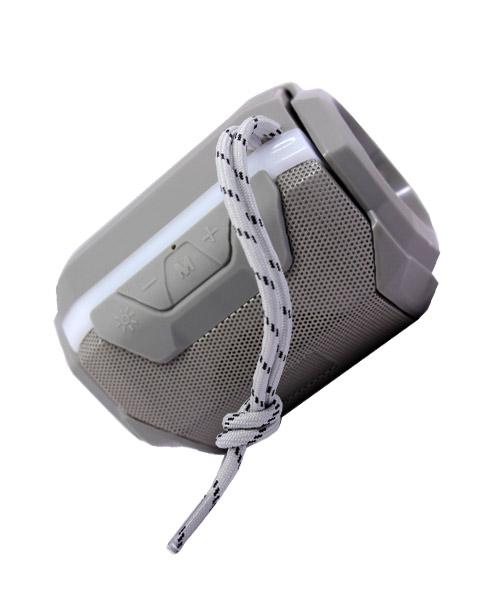 Portable bluetooth wireless speaker.