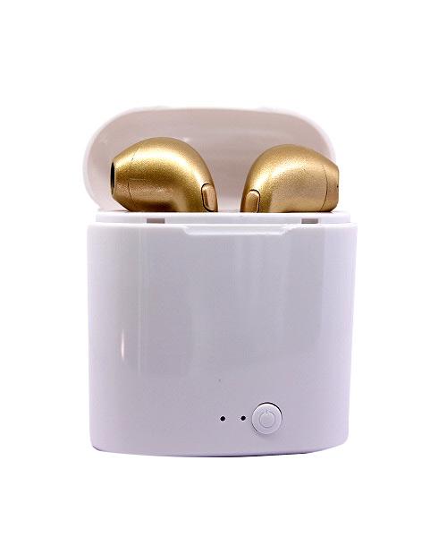 TWS i7 earbuds bluetooth white.