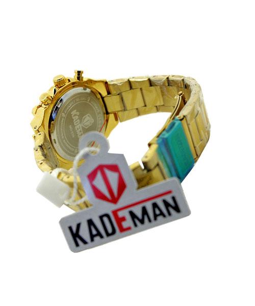 Kademan 836 luxury bracelet watch.