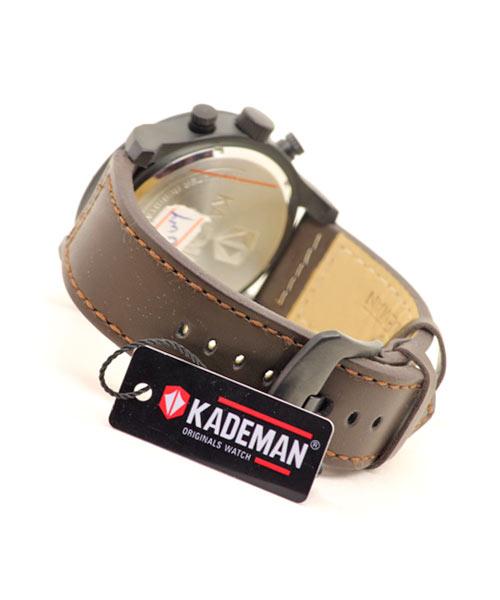 Rugged distinct luxury watch from Kademan for boys men.