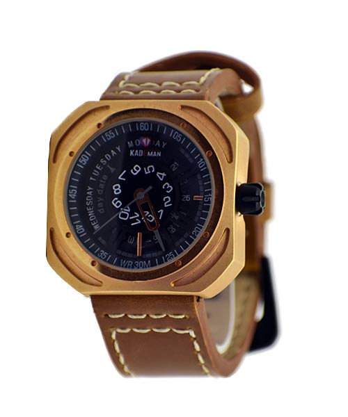 Kademan 663 mens watch.
