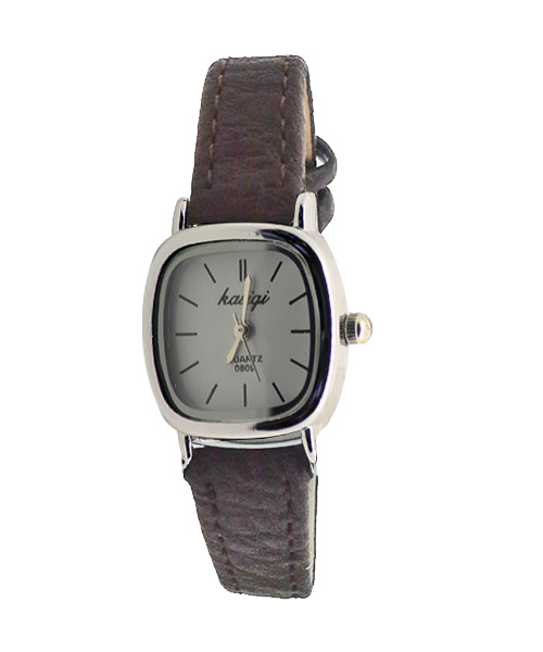 Womens square shaped watch.