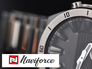 Naviforce Mens Watches Poolkart