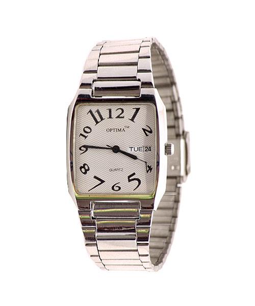 Tonneau men's wrist watch.