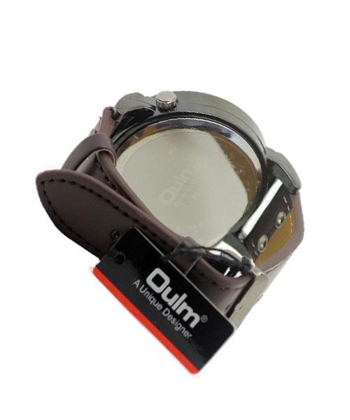 Oulm multi movement quartz watch
