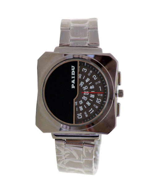 Paidu 58913 oxidised mens watch.
