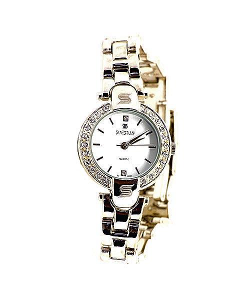 Sveston Diamond Studded Watch for Women.
