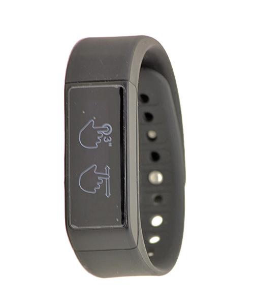 Smart fitness band bracelet.