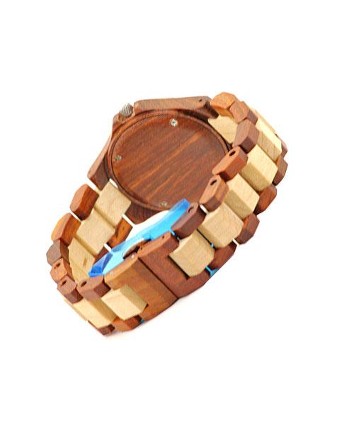 Wooden watch for women Bewell.