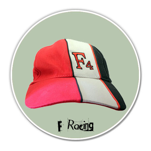 Poolkart boys cap