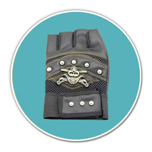 Poolkart bike gloves