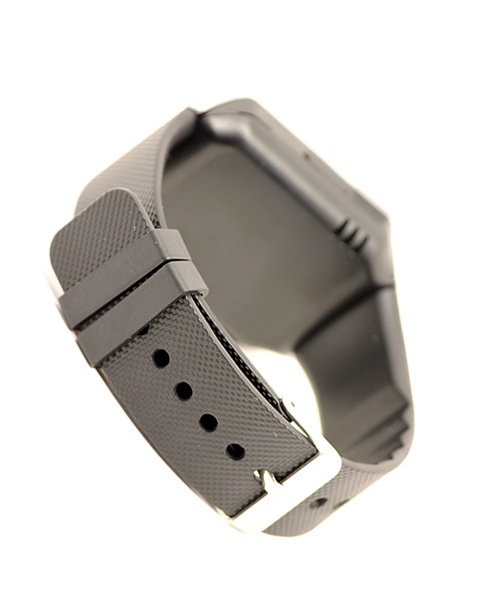 Smart watch phone with camera.