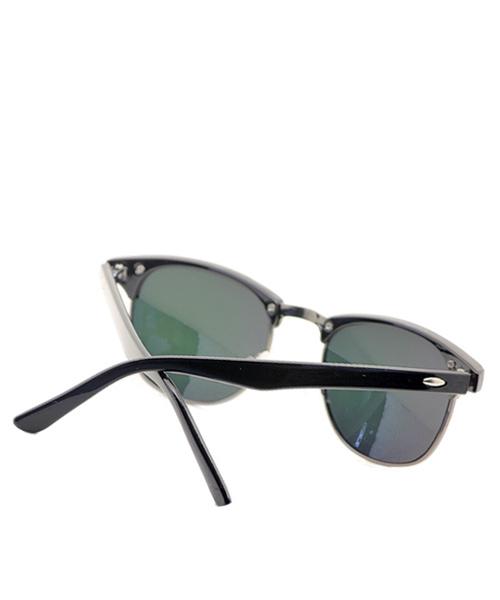 Multi coloured oval sunglasses for men and boys.