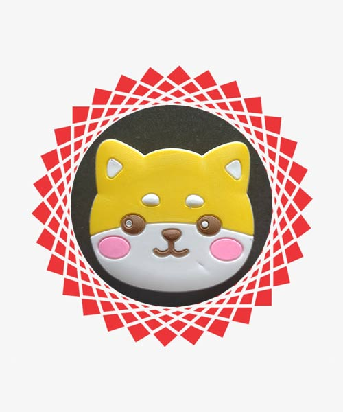 Animal cat silicone mobile popsocket.