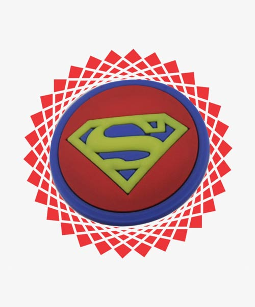 Superman silicone mobile popsocket India.