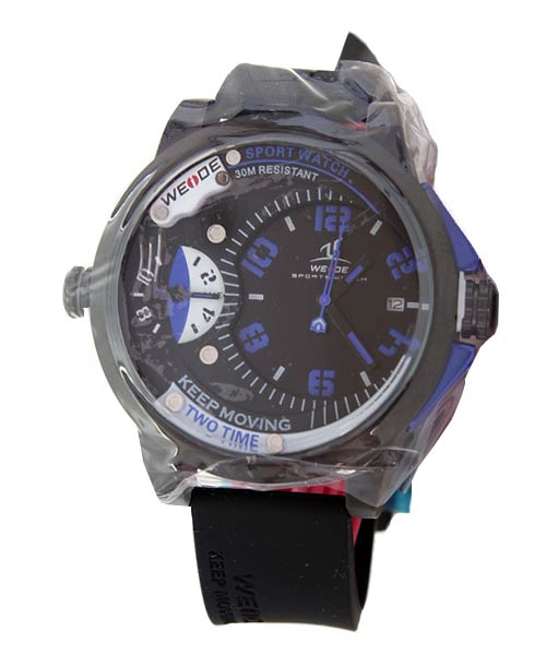 Weide UV1501 Dual Time Mens Watch.