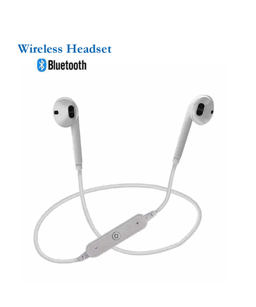 Wireless bluetooth in ear headset with mic 2.
