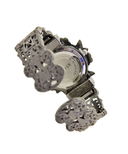 Oxidised kada online watch.