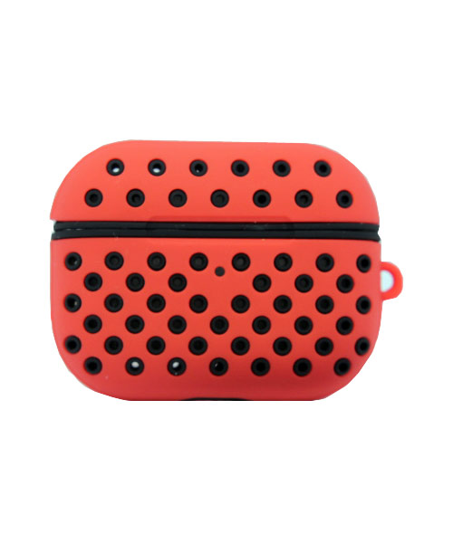 Honeycomb silicone case Airpods Pro.