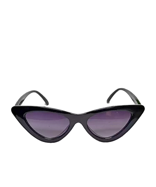 New fashion retro triangle Cateye sunglasses.
