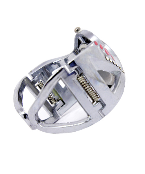 Cansnow Stainlees Steel Womens Round Watch.