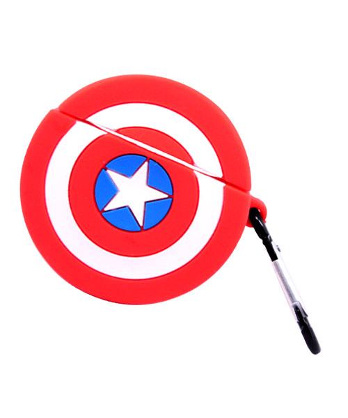 Captain America custom Airpods case.