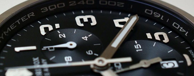 What is Chronograph?