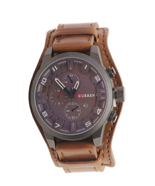 Curren M8825 Sports Adventure Wrist Watch for Men Boys.