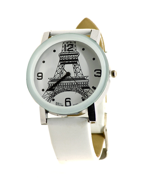 All White Women's Watch.