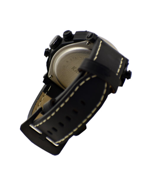 Kademan 156 digital analog business watch.