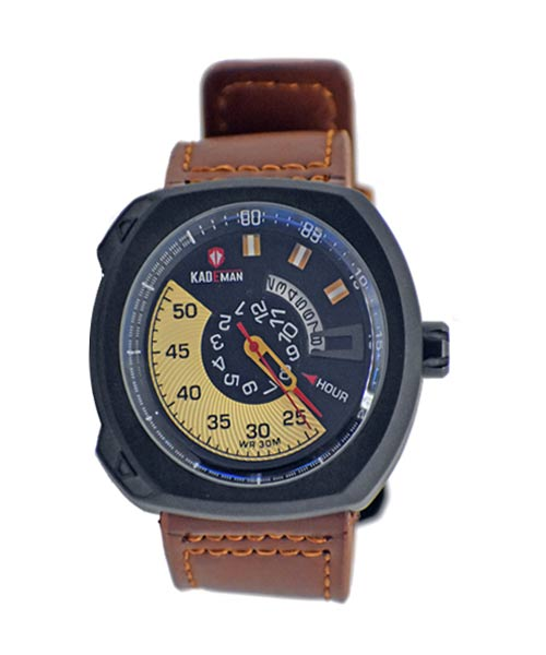407G-3 Kademan business watch.