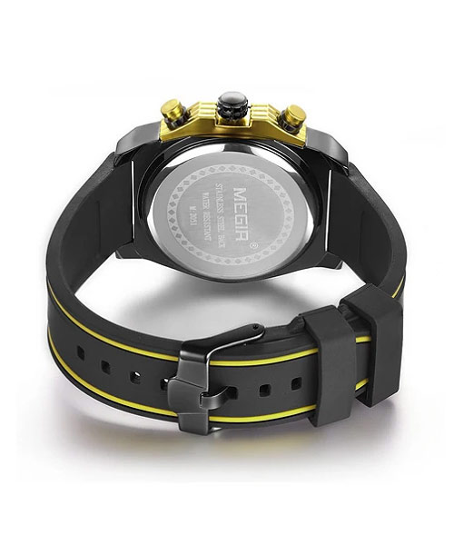 Megir 2051 chronograph mens wrist watch.