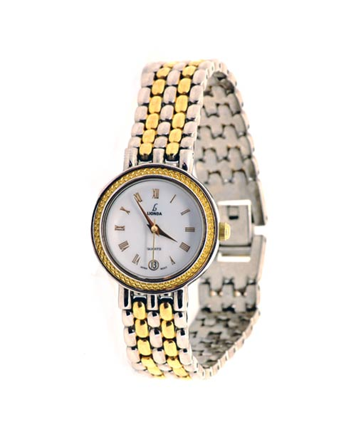 Classic watch for women.