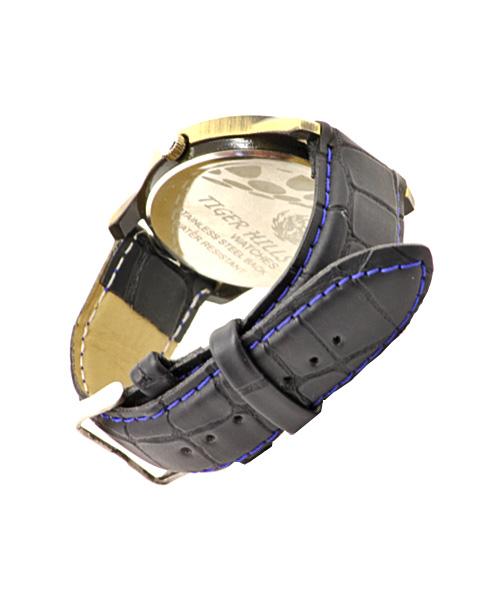 Bronze men's watch.