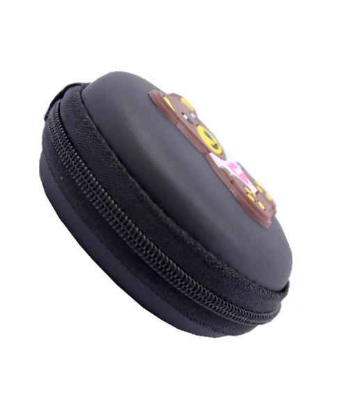 Universal round protector case Earphones earphones airpods earbuds.