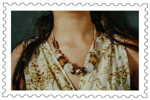 Womens ethnic necklaces