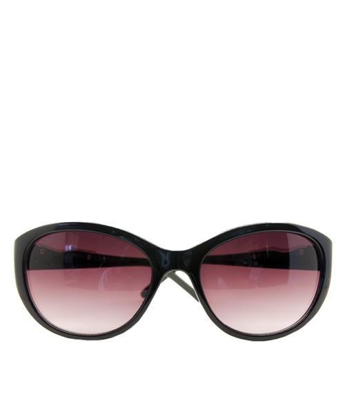 Sleek Cat Eye maroon lens sunglasses girls.