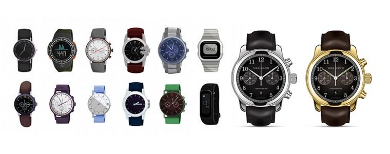 Types – Wrist Watch Straps