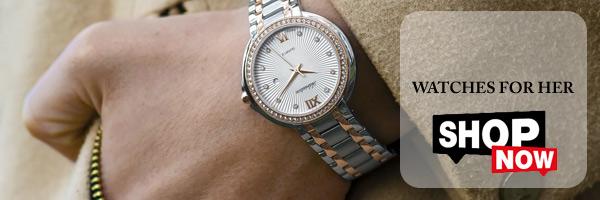 Womens girls wrist watch