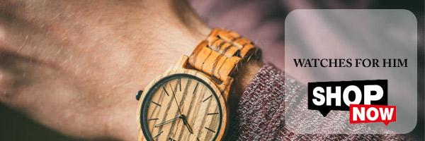 Mens boys wrist watch