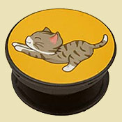 Catty Themed Mobile Popsocket