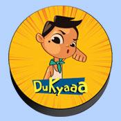 Dukyaa Themed Mobile Popsocket
